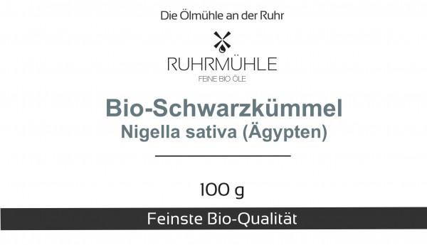 Bio Schwarzkümmel 100 g (DE-ÖKO-037)